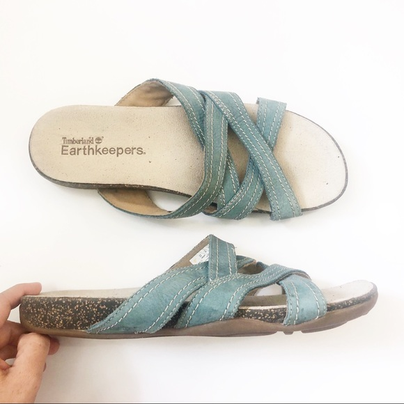 leather slides earthkeepers sandals earthkeepers Timberland Timberland HW2IDeE9Y